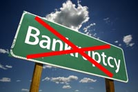Avoiding Bankruptcy Can Backfire