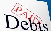 Should you pay your creditors if you're going to file bankruptcy?