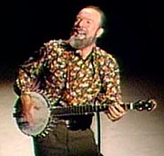 Financial problems, considering bankruptcy, feeling hopeless? Listen to Pete Seeger.